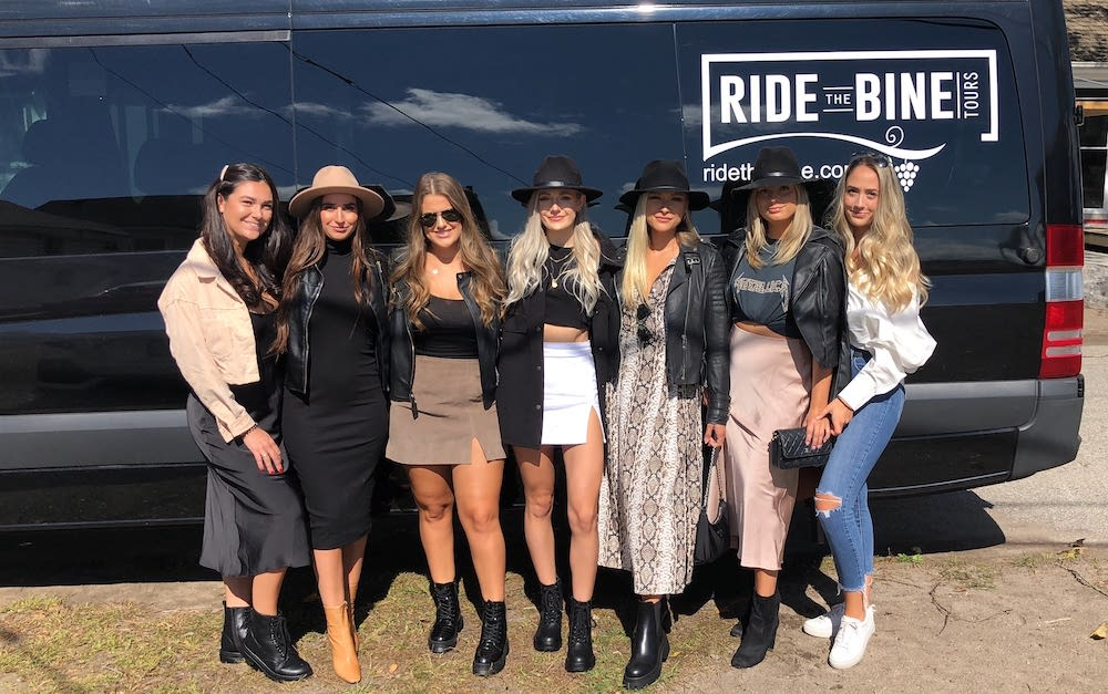 Ride The Bine