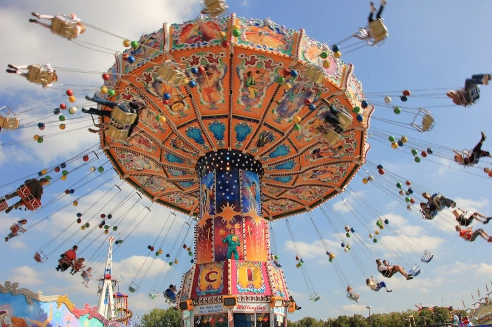 Sky-Carousel-Entertainment-Travel-Fair-Pleasure