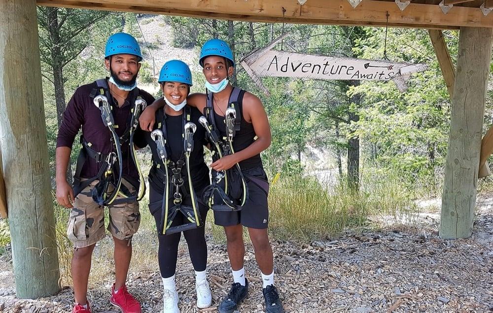 Valley Zipline Adventures - banner
