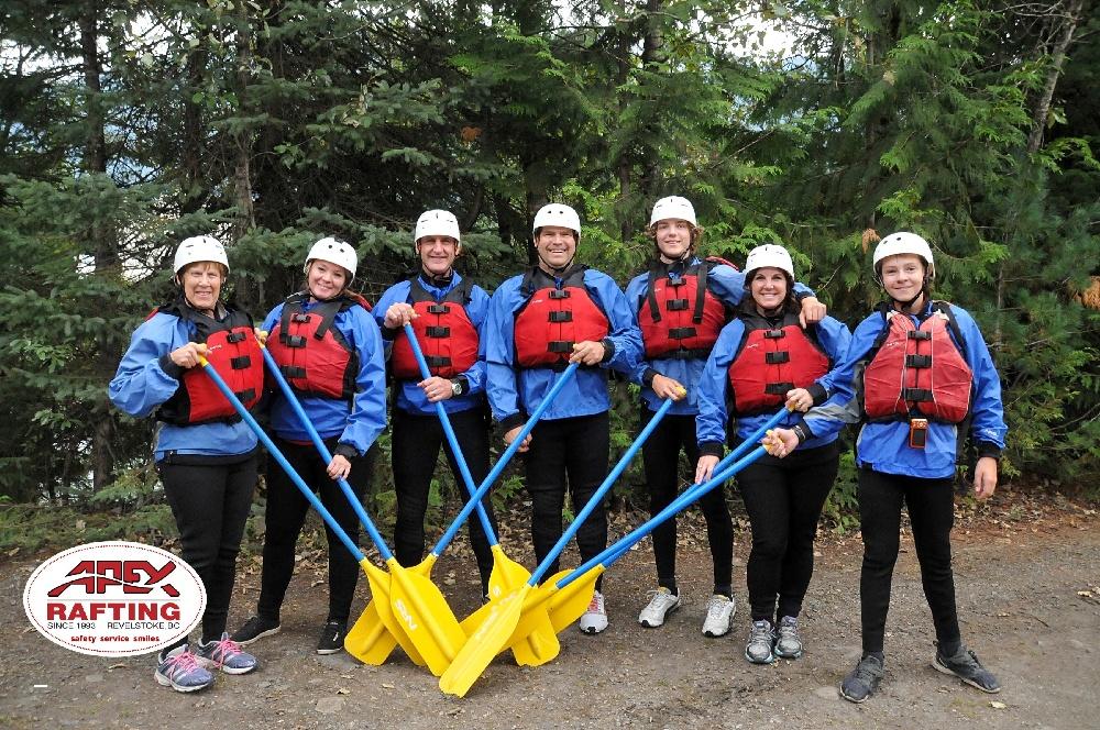 Apex Rafting 2021