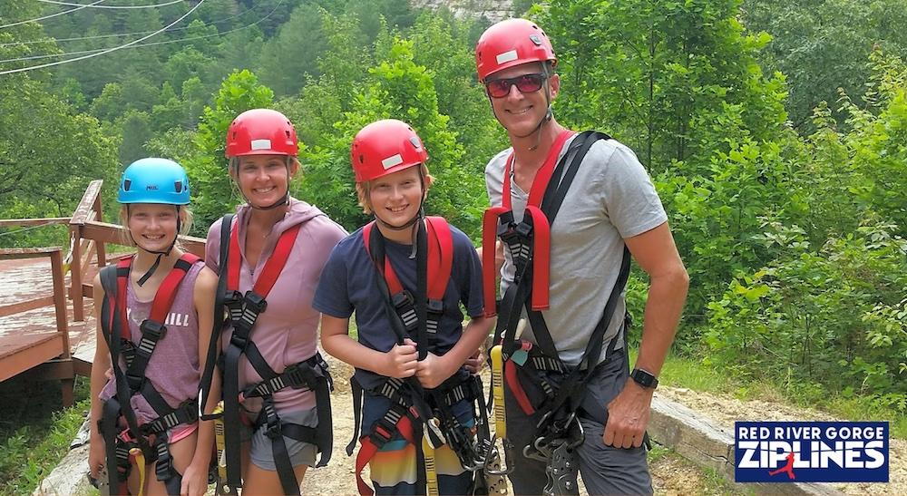 Red River Gorge Ziplines