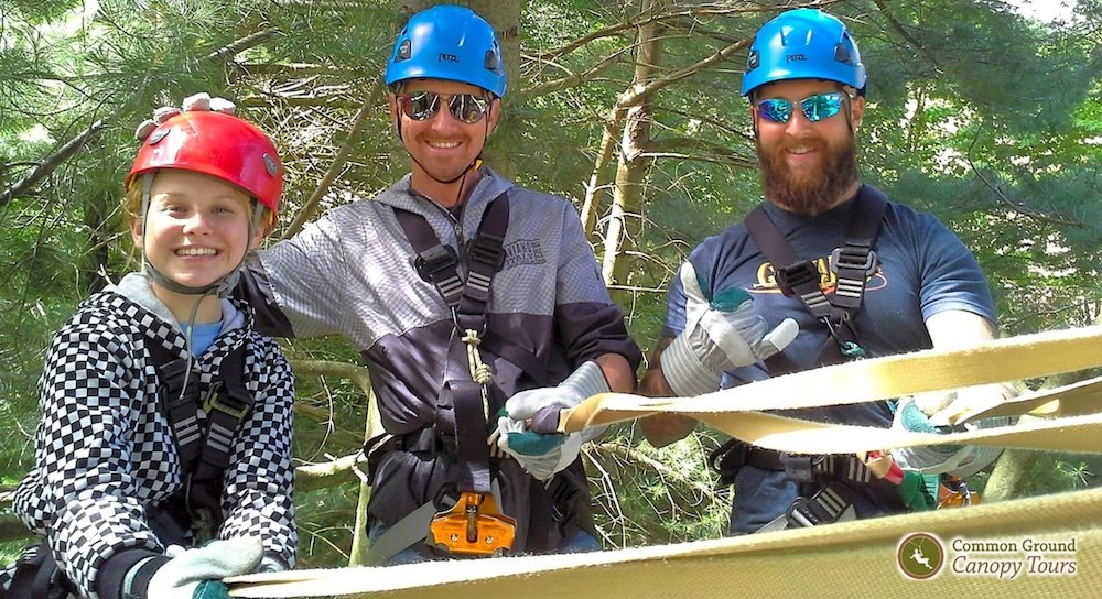 Common Ground Canopy Tours